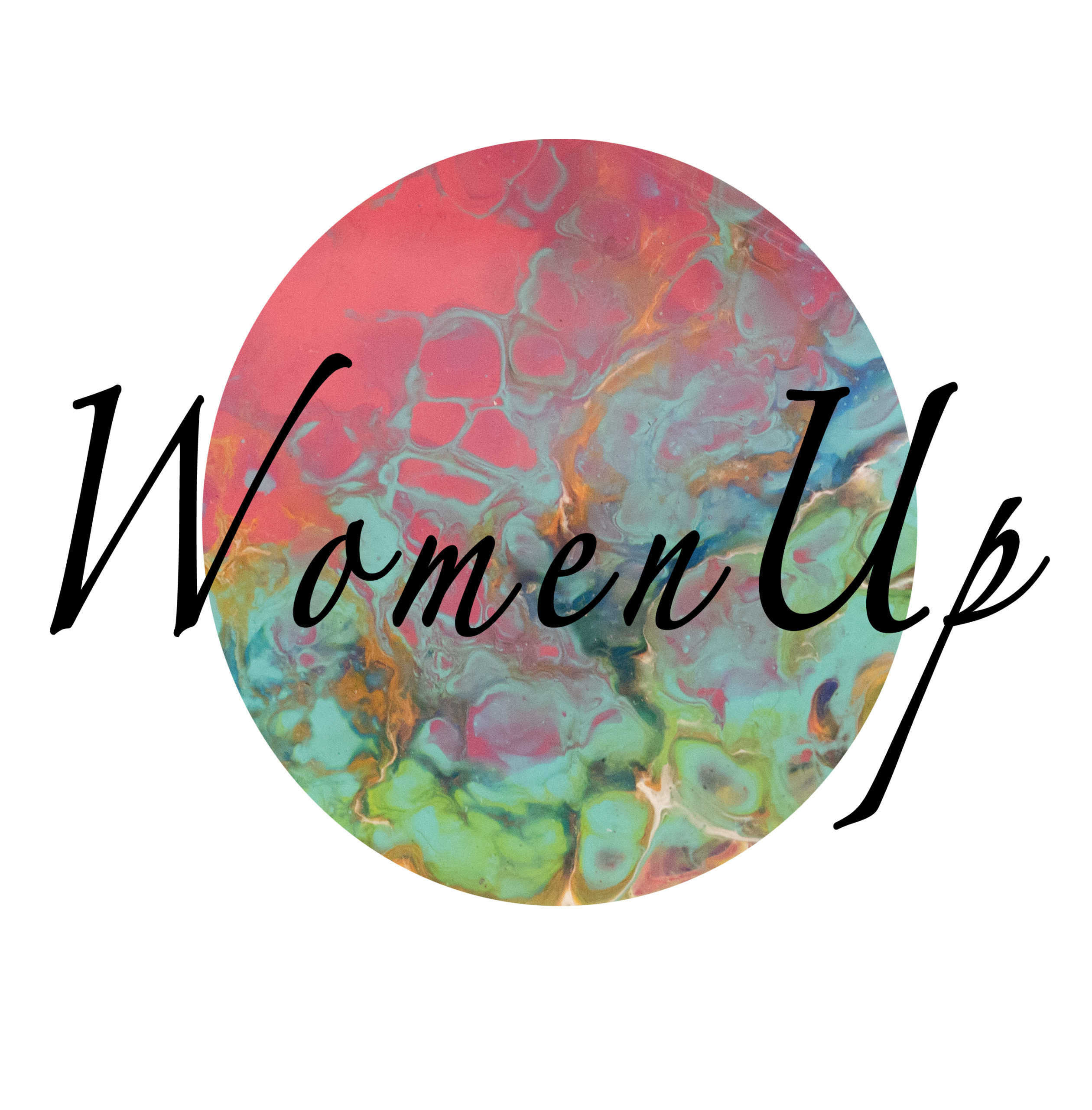 Logo women Up